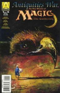 Magic: The Gathering—Antiquities War #1 FN; Armada | save on shipping - details