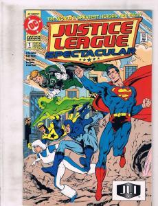 3 Justice League DC Comics Spectacular 1 Showcase 1 JLA One Million Batman J219