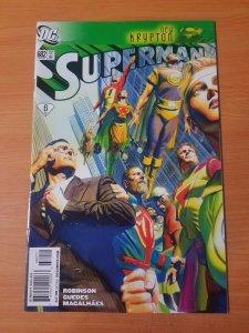 Superman 682 ~ NEAR MINT NM ~ (2009, DC Comics)