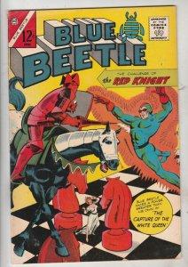 Blue Beetle #5 (Apr-65) VF+ High-Grade Blue Beetle