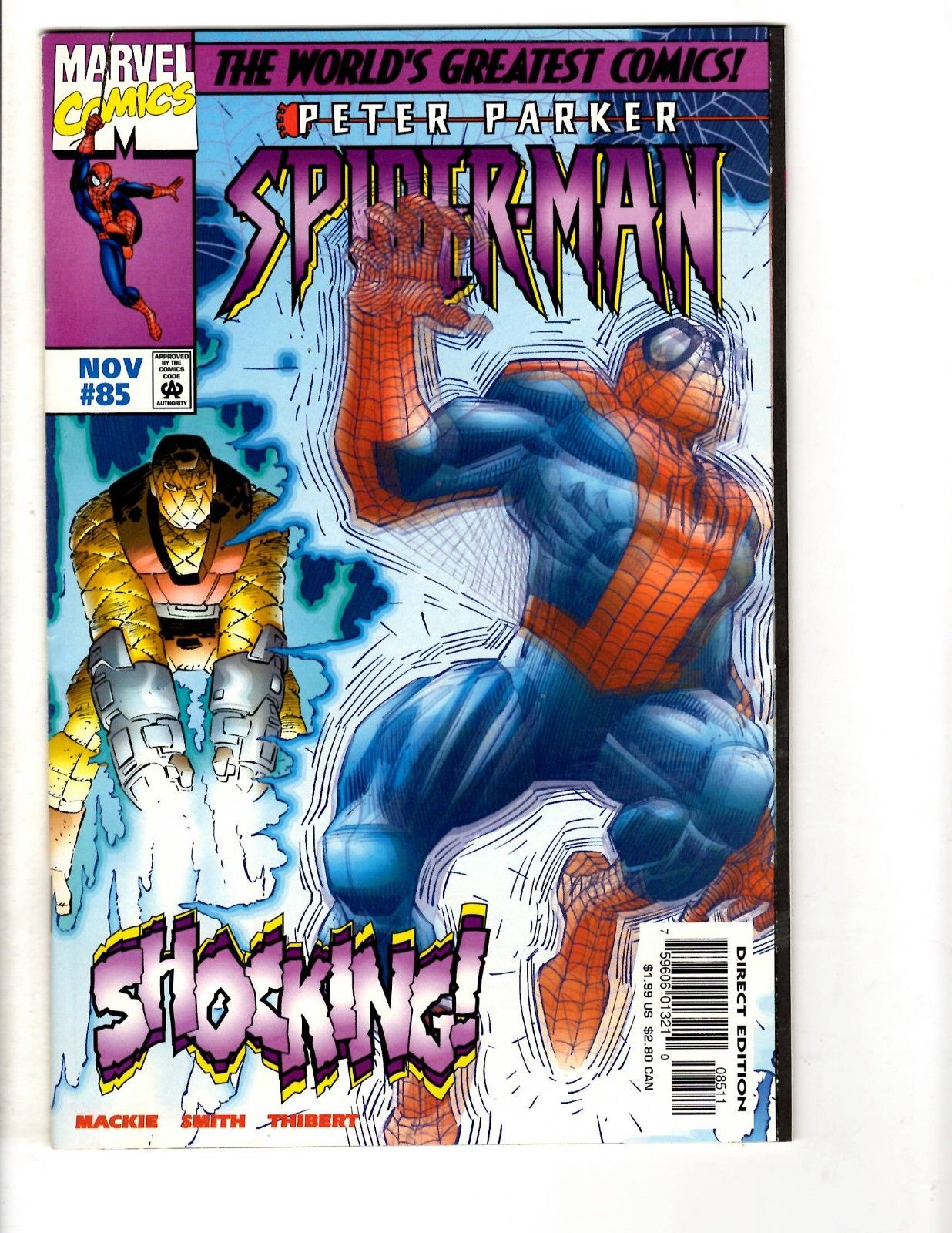 The Amazing Spider-Man #797 High Grade Marvel Comic Book CL83-20