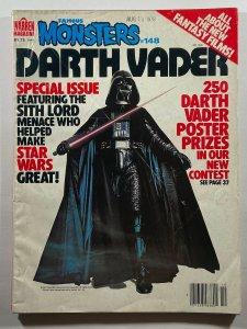 Famous Monsters of Filmland #148 Darth Vader Cover 1978 Warren Horror Magazine