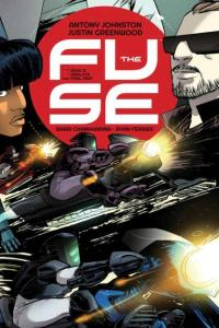 Fuse (2014 series) #12, NM- (Stock photo)