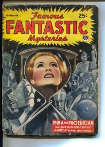 Famous Fantastic Mysteries-Pulp-9/1945-Edwin Lester Arnold-Joe Archibald