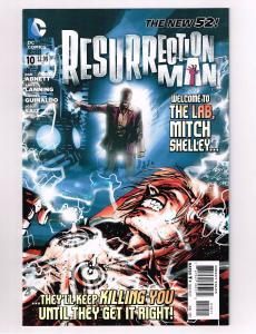 Resurrection Man # 2 DC New 52 Comic Book HOT Series Dan Abnett Andy Lanning S11