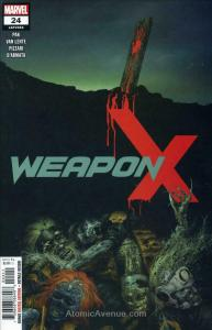 Weapon X (3rd Series) #24 VF/NM; Marvel | save on shipping - details inside
