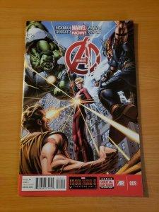 Avengers #9 ~ NEAR MINT NM ~ 2013 Marvel Comics