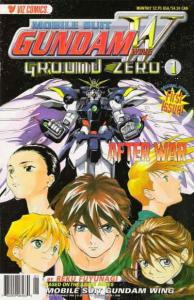 Mobile Suit Gundam Wing: Ground Zero #1 VF; Viz | save on shipping - details ins