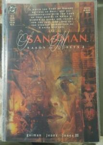 SANDMAN # 23 1991 DC COMICS NEIL GAIMAN  season  of mists pt 2+ LUCIFER