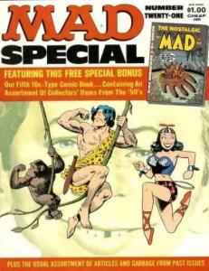 Mad Special #21, VG (Stock photo)