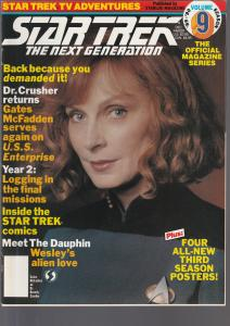 Star Trek Next Generation Vol 9