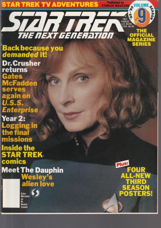 Star Trek Next Generation Vol 9