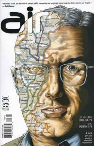 Air #3 VF/NM; DC/Vertigo | save on shipping - details inside