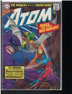 Atom #30 (DC, 1967) VG+