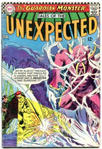TALES OF THE UNEXPECTED #101 1967-DC COMICS-INFANTINO VG
