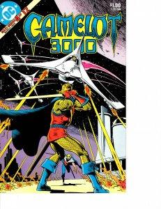Camelot 3000 (1982) #4 VF/NM (9.0)