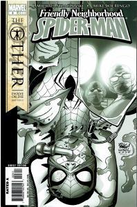 Friendly Neighborhood Spider-Man #3,VF/NM - Spider-man Dies
