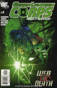 GREEN LANTERN CORPS: RECHARGE (2005 DC) #2 NM