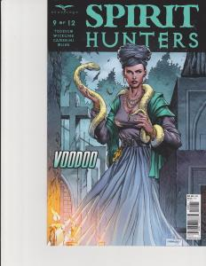 Spirit Hunters #9 Cover D Zenescope Comic GFT NM Goh