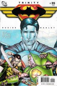 Trinity (2008 series) #35, VF- (Stock photo)