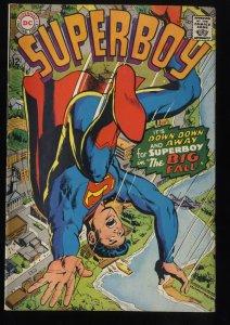 Superboy #143 FN- 5.5 Neal Adams Cover! DC Comics Superman