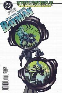 Detective Comics (1937 series) #692, VF+ (Stock photo)