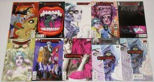 I, Zombie #1-28 VF/NM complete series + special edition mike allred izombie set