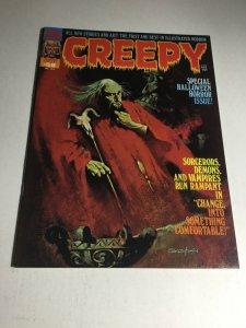 Creepy 58 Vf Very Fine 8.0 Warren Magazine