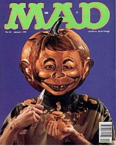 Mad (1952 series) #316, NM (Stock photo)