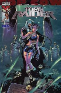 Tomb Raider: The Series #26 VF; Image | save on shipping - details inside