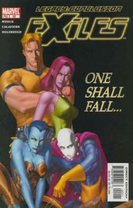 Exiles (Marvel) #22 FN; Marvel | save on shipping - details inside