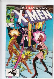 X-Men #189 (Jan-85) VF/NM High-Grade X-Men