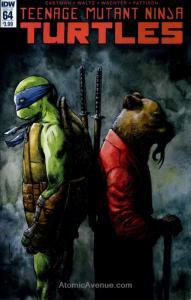 Teenage Mutant Ninja Turtles (5th Series) #64 VF/NM; IDW   save on shipping - de