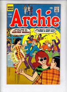 Archie #180 (Mar-68) VF High-Grade Archie