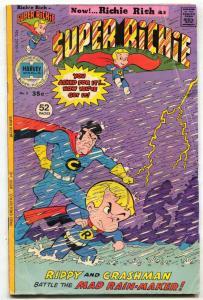 Super Richie #3 1976- Harvey Comics Richie Rich VG