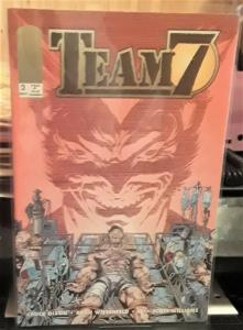 IMAGE-TEAM 7 #2 COMIC BOOK!! GREAT COMICBOOK FOR COLLECTOR'S-DATED:1994