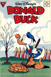 Donald Duck (1940 series) #277, NM- (Stock photo)