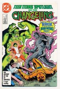 Teen Titans Spotlight (1986) #9 VF