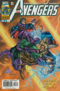Avengers (Vol. 2) #3 VF/NM; Marvel | save on shipping - details inside
