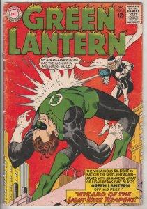 Green Lantern #38 (Jul-65) FN Mid-Grade Green Lantern