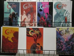 Outcast by Kirkman and Azaceta (Image 2014) Lot of 7Diff Horror Prophecies
