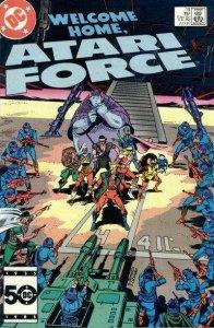 Atari Force (1984 series) #19, NM (Stock photo)