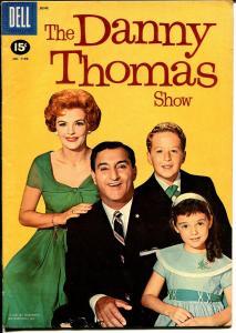 The Danny Thomas Show-Four Color Comics 1180 1961-Dell-Alex Toth-VG+