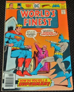 World's Finest Comics #240 (1976)