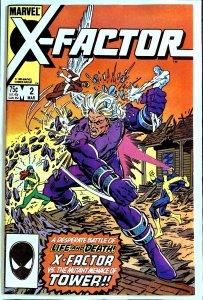 X-Factor #2 (1986)