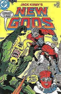 New Gods (2nd Series) #5 FN; DC | save on shipping - details inside