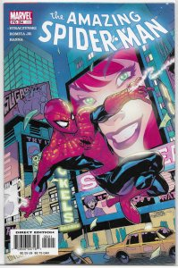 Amazing Spider-Man (vol. 2, 1998) #54/495 VF JMS/Romita Jr., Dodson cover