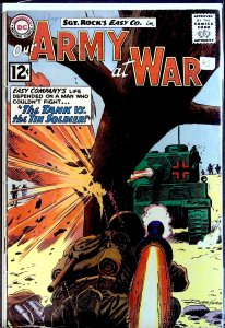 Our Army at War #118 (1962)
