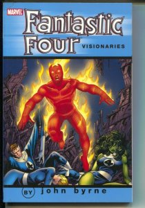 Fantastic Four: Visionaries-John Byrne-Vol 8-2007-PB-VG/FN