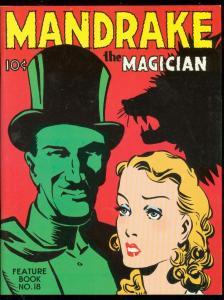 MANDRAKE THE MAGICIAN-FEATURE BOOK #18 McKAY REPRINT ED NM